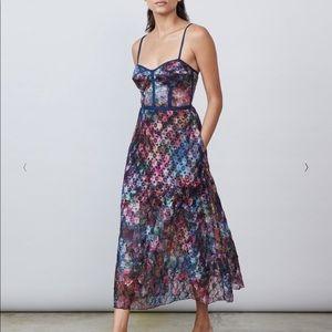 Allen Schwartz Eden Bustier Dress
